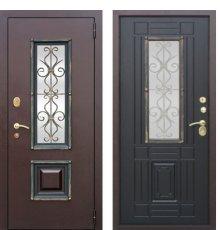 Дверь Цитадель 8 см Венеция Венге