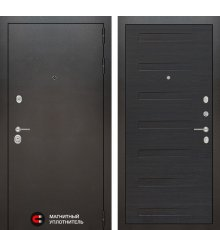 Дверь Лабиринт  SILVER 14 - Эковенге