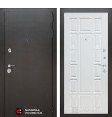 Дверь Лабиринт  SIVLER 12 - Белое дерево