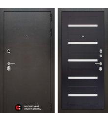 Дверь Лабиринт SILVER 01 - Венге
