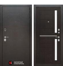 Дверь Лабиринт SILVER 02 - Венге
