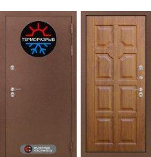 Дверь Лабиринт Термо Магнит 17 - Золотой дуб