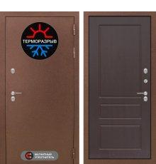 Дверь Лабиринт Термо Магнит 03 - Орех премиум