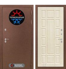 Дверь Лабиринт Термо Магнит 12 - Беленый дуб