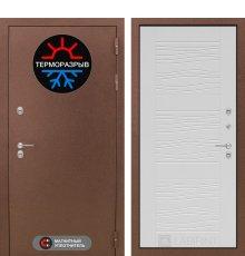 Дверь Лабиринт Термо Магнит 06 - Белое дерево