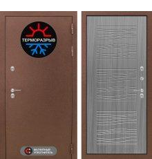 Дверь Лабиринт Термо Магнит 06 - Сандал серый