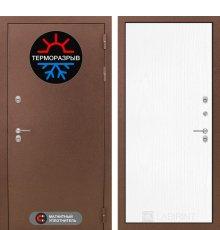 Дверь Лабиринт Термо Магнит 07 - Белое дерево