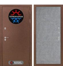 Дверь Лабиринт Термо Магнит 21 - Бетон светлый