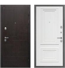 Дверь Интекрон Веста/Сан Ремо 1 RAL 9003