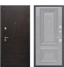 Дверь Интекрон Веста/ Сан Ремо 2 RAL 7037