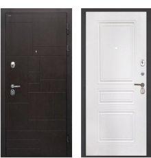 Дверь Интекрон Веста/ ФЛ-243-м белая матовая