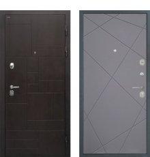 Дверь Интекрон Веста/ Лучи графит