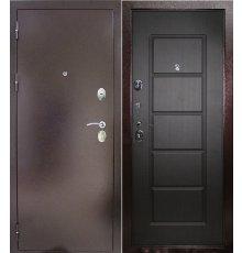 Дверная биржа Веста-4 Антик медь/Венге ФЛ-39 фото