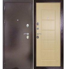 Дверная биржа Веста-4 Антик медь/Беленый дуб ФЛ-39 фото