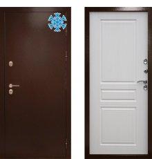 Дверь Термо Доор Сибирь термо лиственница