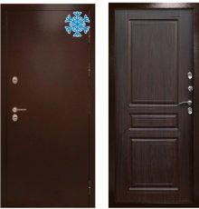 Дверь Термо Доор Сибирь термо венге