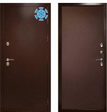 Дверь Термо Доор Сибирь термо металл