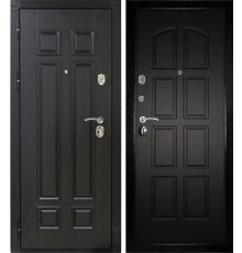 Дверная биржа Гера-2 ФЛ-2507 Венге / Венге ФЛ-2506