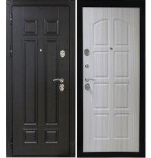 Дверная биржа Гера-2 ФЛ-2507 Венге / Сандал белый ФЛ-2506