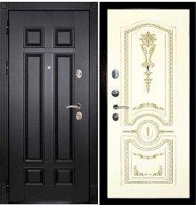 Дверная биржа Гера-2 ФЛ-2507 Венге / Смальта-11 эмаль Ral1013 Сл.кость