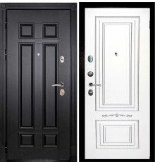 Дверная биржа Гера-2 ФЛ-2507 Венге /  Смальта-04 эмаль Ral9003 Белый
