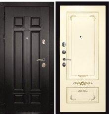 Дверная биржа Гера-2 ФЛ-2507 Венге / Смальта-09 эмаль Ral1013 Сл.кость