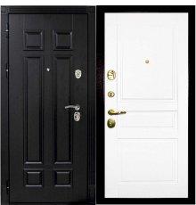 Дверная биржа Гера-2 ФЛ-2507 Венге / Смальта-01 эмаль Ral9003 Белый