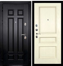 Дверная биржа Гера-2 ФЛ-2507 Венге / Фрейм-03 шпон ясень бисквит