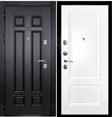 Дверная биржа Гера-2 ФЛ-2507 Венге / Смальта-07 эмаль Ral9003 Белый