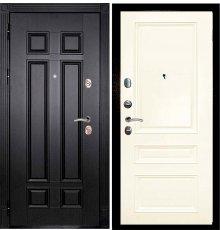 Дверная биржа Гера-2 ФЛ-2507 Венге / Смальта-06 эмаль Ral1013 Сл.кость