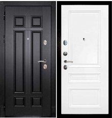 Дверная биржа Гера-2 ФЛ-2507 Венге / Смальта-06 эмаль Ral9003 Белый