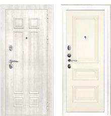 Дверная биржа Гера-2 ФЛ-2507 Дуб филадельфия крем / Фрейм-05 шпон ясень сл.кость