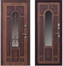 Дверь ЗД ЛАЦИО (с ковкой)