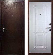 Дверь Кондор 2 Белый ясень фото