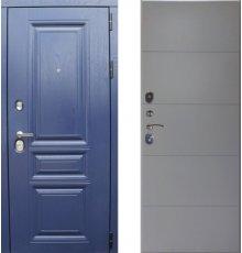 Дверь ЗД Альберо ночи панель Тривиа Эмаль светло-серая