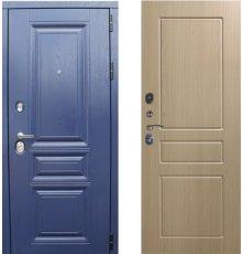 Дверь ЗД Альберо ночи панель К2 Беленый дуб