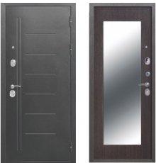 10 см Троя Серебро МАКСИ зеркало Венге