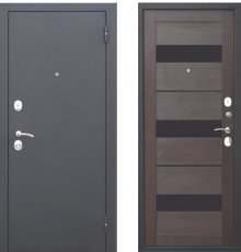 Дверь Цитадель 7,5 см Гарда Муар / Венге мелинга фото