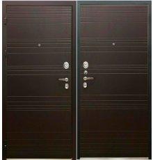 Дверь Мет. SD PROF-36 Фортуна Гор. шоколад