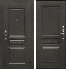 Дверь Мет. SD PROF-10 Троя Венге