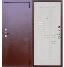 Дверь Мет. Гарда 8 мм Белый ясень