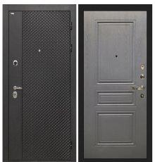 Дверь Интекрон Олимпия Black/ФЛ-243 Графит