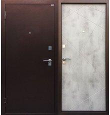 Дверь Ратибор Рубеж светлый бетон