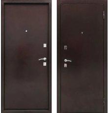 Дверь Ратибор Дачная (Антик медь/Антик медь) фото