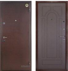 Дверь Бульдорс 14 Венге Б-2 фото
