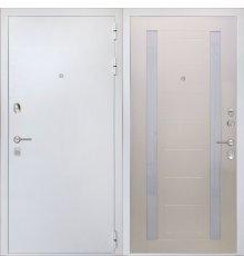 Дверь ZMD Премиум Сноу FLS Белый шелк