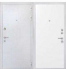 Дверь ZMD Премиум Сноу гладкая