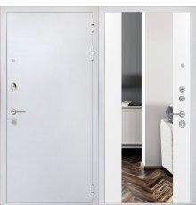 Дверь ZMD Премиум Сноу Зеркало XXL