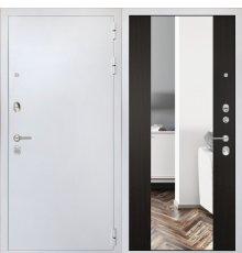 Дверь ZMD Премиум Сноу Зеркало XXL Венге