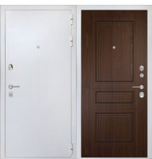 Дверь ZMD Премиум Сноу Классика Орех бренди